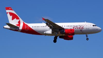 C-GJVY - Airbus A319-112 - Air Canada