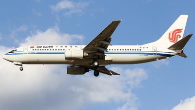 B-5175 - Boeing 737-86N - Air China
