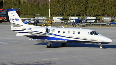 YU-PMK - Cessna 560XL Citation XLS Plus - Air Pink