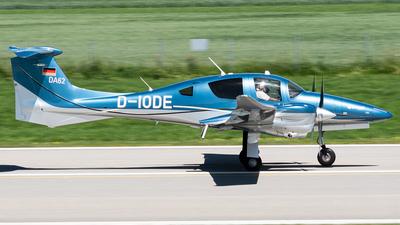 D-IODE - Diamond Aircraft DA-62 - Private