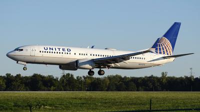 N37273 - Boeing 737-824 - United Airlines