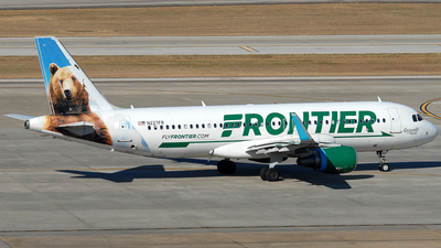 A picture of N227FR - Airbus A320214 - Frontier Airlines - © Jason Whitebird
