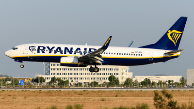 SP-RSF - Boeing 737-8AS - Ryanair Sun