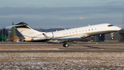 C-GOLD - Bombardier BD-700-1A11 Global 5000 - Skyservice Business Aviation