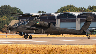 Q-18 - Boeing AH-64D Apache - Netherlands - Royal Air Force