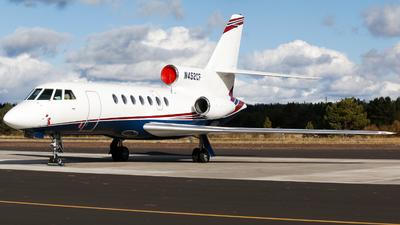 N452CF - Dassault Falcon 50 - Private