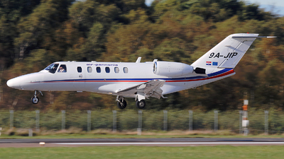 9A-JIP - Cessna 525 Citationjet CJ2 - Air Pannonia