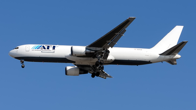 N319CM - Boeing 767-338(ER)(BDSF) - Air Transport International (ATI)