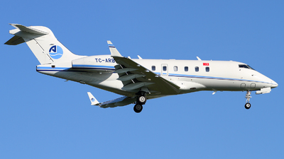 TC-ARB - Bombardier BD-100-1A10 Challenger 300 - Arkasair