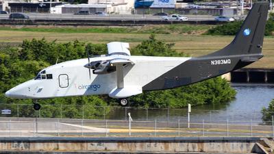 N383MQ - Short 360-200 - Air Cargo Carriers