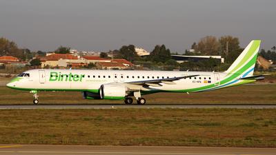 EC-NFA - Embraer 190-400STD - Binter Canarias