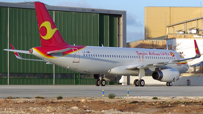 LZ-CMB - Airbus A320-232 - Tianjin Airlines