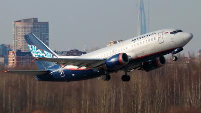 VP-BRK - Boeing 737-5Y0 - Nordavia Regional Airlines