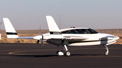 N797DH - Velocity 173RG-E - Private