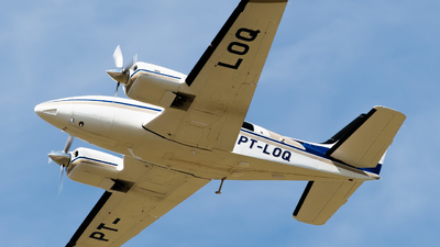 PT-LOQ - Beechcraft 58 Baron - Private