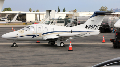 N867K - Eclipse 500 - Private