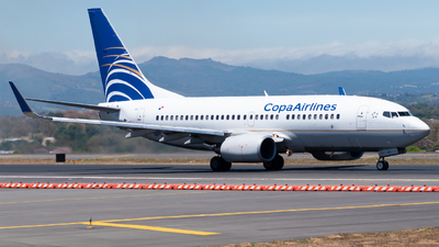 A picture of HP1521CMP - Boeing 7377V3 - [33708] - © Roberto Tirado
