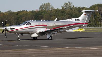 D-FQMT - Pilatus PC-12/47 - Private