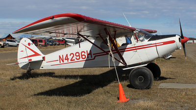 N4296H - Piper PA-14 Cruiser - Private