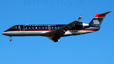 N650ML - Bombardier CRJ-200LR - US Airways Express (Mesa Airlines)