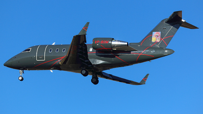 A picture of VPBGM - Bombardier Challenger 605 - [5748] - © Maynat