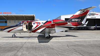 A picture of N28FD - Cessna 525 Citation M2 - [5250822] - © Robert Maverick Rivera