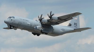 07-8609 - Lockheed Martin C-130J-30 Hercules - United States - US Air Force (USAF)