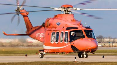 A picture of CGYNF - AgustaWestland AW139 - Ornge Air - © Alex I.