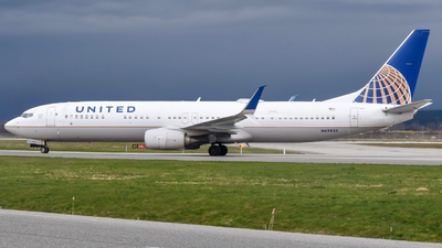 A picture of N69833 - Boeing 737924(ER) - United Airlines - © Michal Mendyk