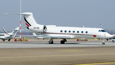 CS-DKI - Gulfstream G550 - NetJets Europe