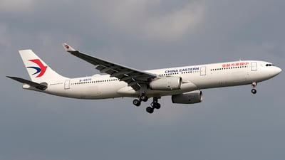 B-8970 - Airbus A330-343 - China Eastern Airlines