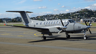 NZ2350 - Beechcraft B300 King Air 350 - New Zealand - Royal New Zealand Air Force (RNZAF)