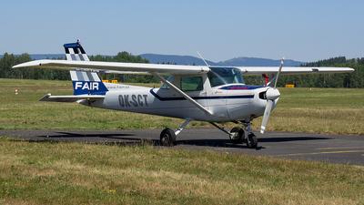 A picture of OKSCT - Cessna F152 - [FA1520424] - © Petr Polak