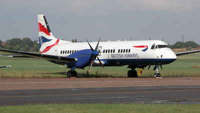 G-MANA - British Aerospace ATP - British Airways