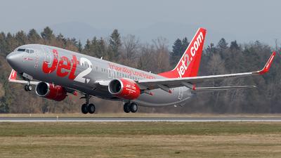 A picture of GJZBB - Boeing 7378MG - Jet2 - © Borut