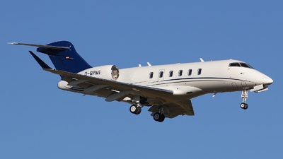 D-BPMI - Bombardier BD-100-1A10 Challenger 350 - Private