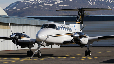 TF-MYA - Beechcraft 200 Super King Air - Myflug Air