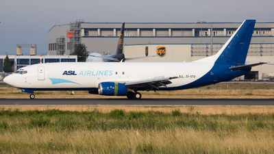 EI-STO - Boeing 737-43Q(SF) - ASL Airlines