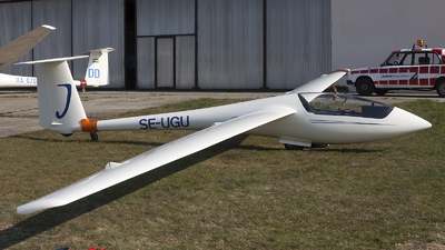SE-UGU - Schleicher ASW-20 - Private