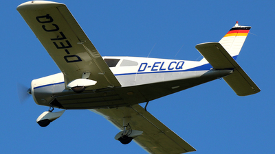 D-ELCQ - Piper PA-28-140 Cherokee - Private