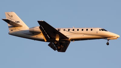PR-SMK - Cessna 680 Citation Sovereign - Private