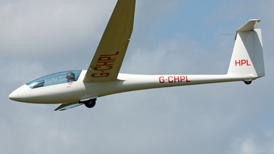G-CHPL - Rolladen Schneider LS-4 - Private