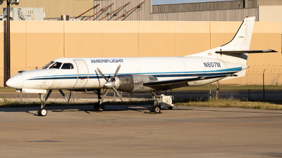 N807M - Swearingen SA227-AT Merlin IVC - Ameriflight