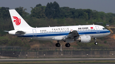 B-6035 - Airbus A319-115 - Air China