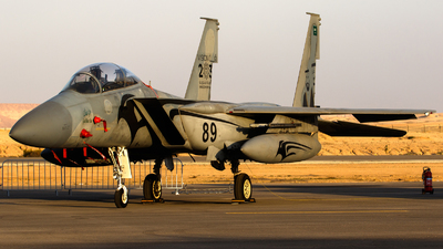 9226 - Boeing F-15SA - Saudi Arabia - Air Force