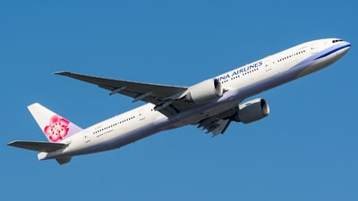 B-18003 - Boeing 777-309ER - China Airlines