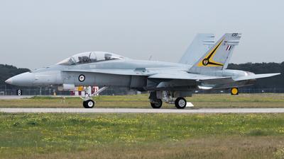 A21-108 - McDonnell Douglas F/A-18B Hornet - Australia - Royal Australian Air Force (RAAF)
