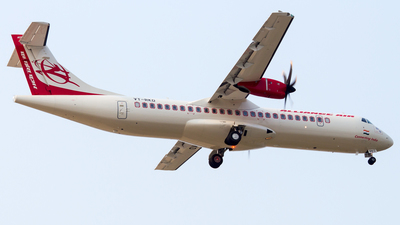 VT-RKD - ATR 72-212A(600) - Alliance Air
