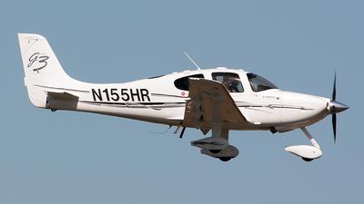 N155HR - Cirrus SR22-GTS G3 Turbo - Fly Aeolus