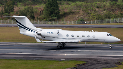 N154G - Gulfstream G-IV - Private